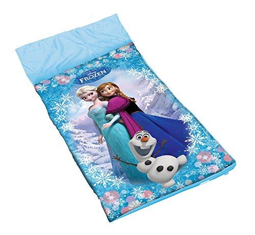 John 75103 - Kinder-Schlafsack Die Eiskönigin (Disney Store Anna Kostüm)