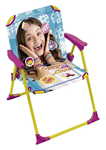 Soy Luna Stuhl Sessel Klappstuhl Garten Strand Meer Kinderzimmer Kinder