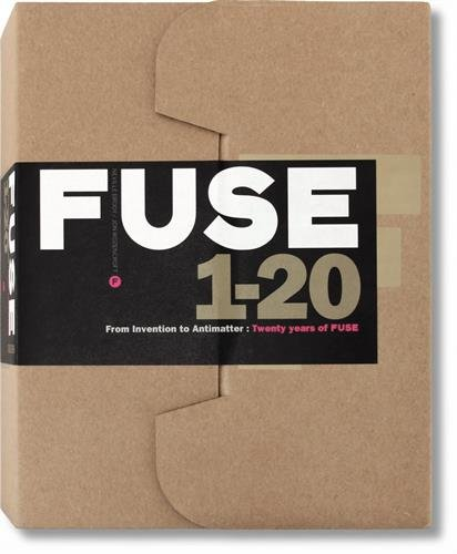 FUSE 1–20 Buch-Cover