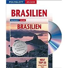 Brasilien. Polyglott Apa Guide. Premium Edition mit DVD. Neu! Top 50 - unsere besten Tipps
