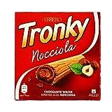 Kinder Ferrero Tronky Croccanti Wafer alla Nocciola - 90 gr, Confezione da 5