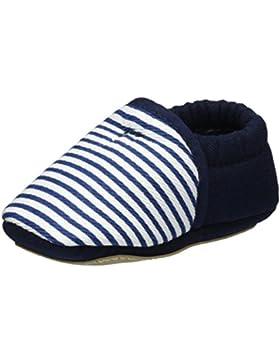 Nanga Streifchen - Zapatillas de casa Bebé-Niñas