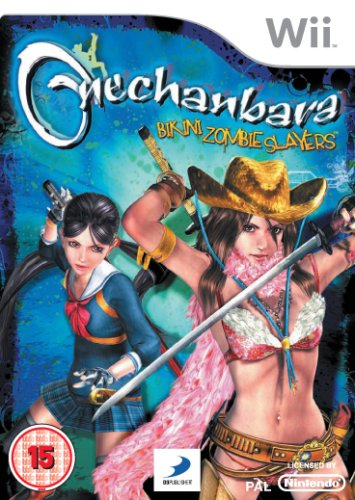 Onechanbara - Bikini Zombie Slayers (wii)