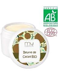 Beurre de Cacao BIO - 100 ml - MyCosmetik