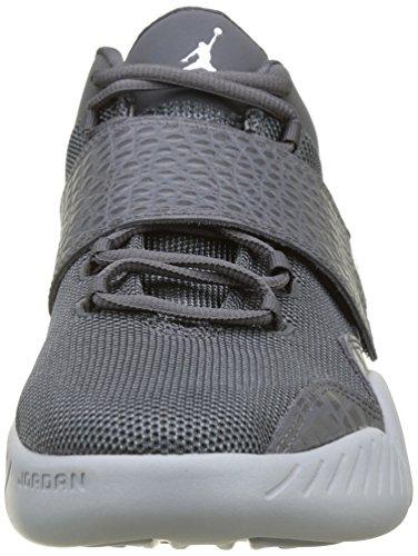 Nike 854557-002, espadrilles de basket-ball homme Gris
