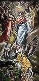 EL Greco - Assumption of The Virgin EL Greco