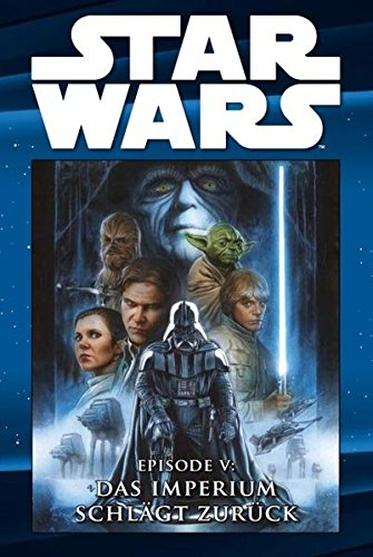 Star Wars Comic-Kollektion: Bd. 7: Das Imperium schlägt zurück -