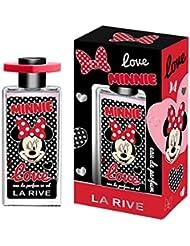 La Rive Disney Minnie Mouse Eau de Parfum EDP 50ml enfants