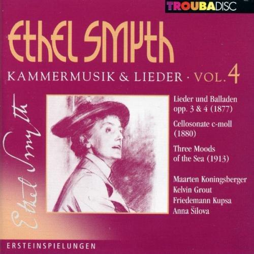 Oeuvres de musique de chambre / Lieder Vol.4