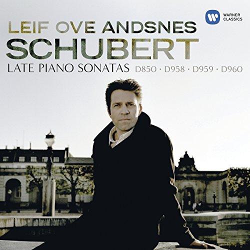 Schubert : Dernires sonates pour piano : D850, D958, D959, D960