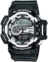 Casio Herren Armbanduhr Analog - Digital Quarz Resin Ga-400-1Aer