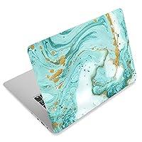 غطاء حماية للكمبيوتر المحمول بتصميم Vast Ocean 12. 1 13 13. 3 14 15 15. 4 15. 6 بوصة ملصق جلد للكمبيوتر المحمول ملصق شامل للنوت بوك قابل لإعادة الاستخدام للكمبيوتر المحمول من AORTDES