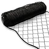 Rete Gatto | rete per gatto | sicurezza & protezione in nylon resistente | senza forare, consegnato con corda di fissaggio | finestra, balcone, terrazza | 2,5x 6m