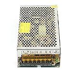 12V 180W Trasformatore,AC220V a DC12V 15A Universale Regolato Commutazione Trasformatore Adattatore di Alimentazione per LED Striscia,Stampanti 3D,Telecamere, Impianti Di Sorveglianza