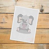 Postkarte Dreamchen Kinderzimmer Deko Elefant
