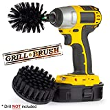 Grill Brush - Grill Accessories - BBQ Grill - Grill Cleaner - Grill Tools - BBQ...