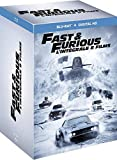 Fast and Furious - L'intégrale 8 films [Blu-ray + Copie digitale] [Blu-ray + Copie digitale]