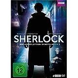 Sherlock - Die kompletten Staffeln 1 + 2