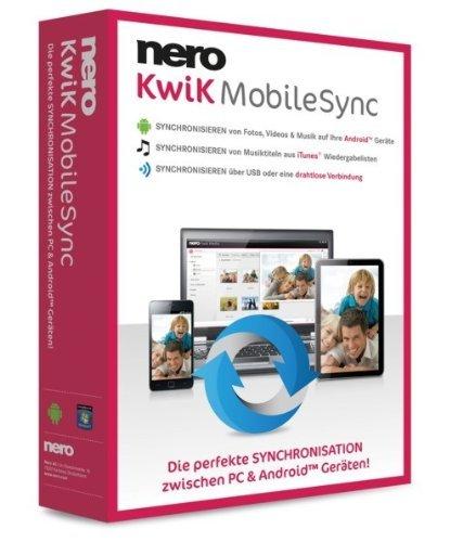 Preisvergleich Produktbild Nero 11 Kwik Mobile Sync