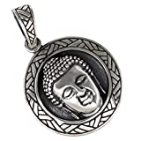 AFP Anhänger Buddha 925 Sterling Silber AS-182