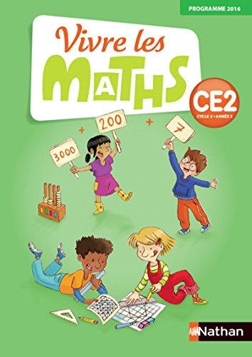 Vivre les maths CE2 por Jacqueline Jardy