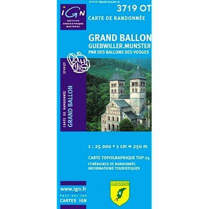 Grand Ballon : 1/25 000