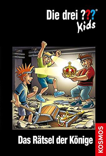 Die drei ??? Kids, 56, Das Rätsel der Könige (Der Geschichte Könige Drei)