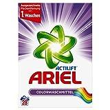 Ariel Colorwaschmittel Pulver, 4er Pack (4 x 28 Waschladungen)
