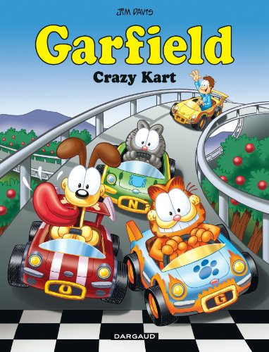 Garfield - tome 57 - Crazy Kart