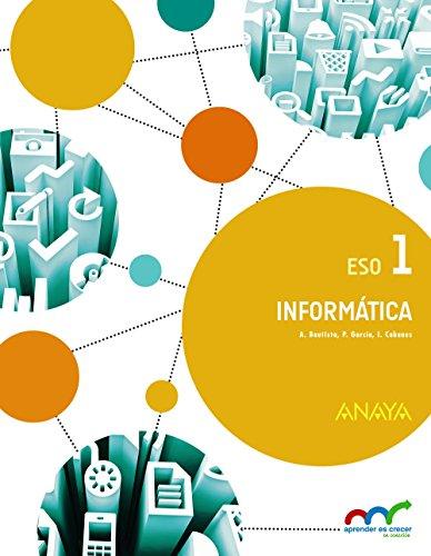 Aprender es Crecer en Conexión, informática, 1 ESO (Valencia) por Alberto Bautista Martínez