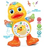 #8: Toykart Dancing DUCK with Music Flashing Lights and Real Dancing Action