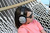 BANZ Hear no Blare, Protector acustico con almohadillas para niños + 2 años, Multicolor (Graffiti)