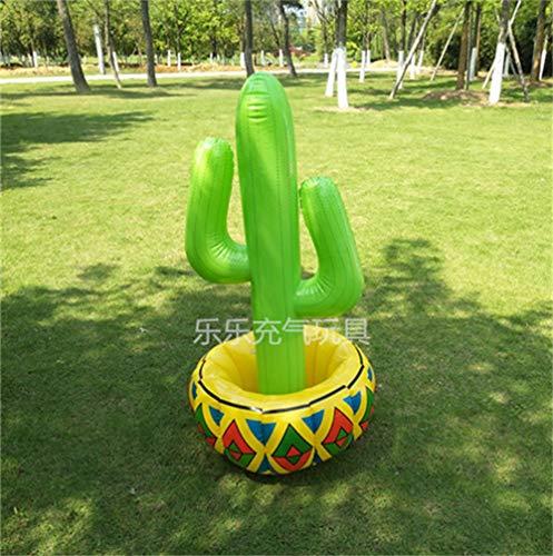 LYXEY Aufblasbare Wasserspielzeuge, Bühne Bars, Outdoor Blumentöpfe, -