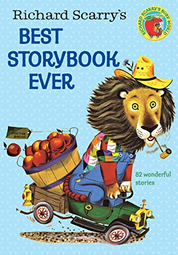 Richard Scarry's Best Story Book Ever (Giant Little Golden Book) por Richard Scarry