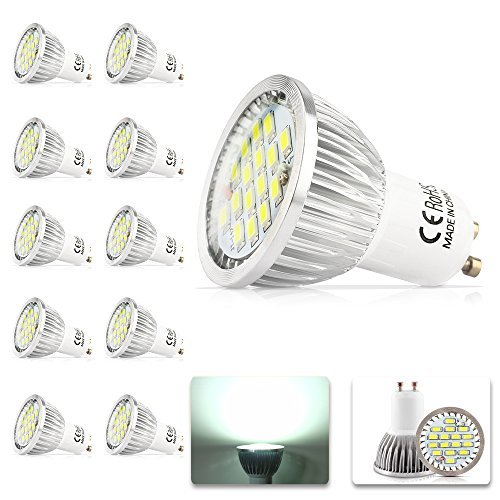 elinkume-10-pezzi-lampadine-led-gu10-bianco-freddo-10-55w-16led-smd-500lm-6000-7000k-natural-led-spo