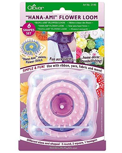 Clover 3146 Hana-Ami Flower Loom Clover Band