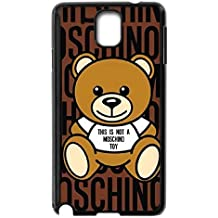 Samsung Galaxy Note 3 Phone Case Moschino Logo BB34918