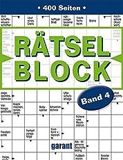 Rätsel Block - Band 4