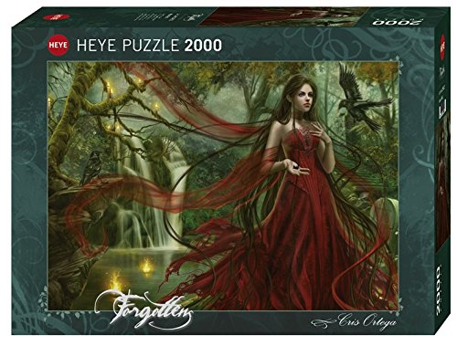 Heye 29832New Red estándar 2000Piezas, Chris Ortega