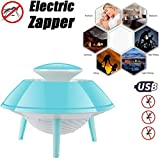 Smart Saver All New Mosquito Trap Killer Space Ship Design -Kids Safe