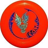 Eurodisc II 175g Ultimate Frisbee Creature ORANGE