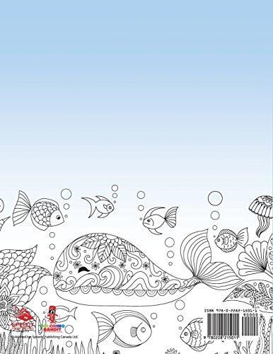 El Mamífero Mandala: Mandala Para Colorear De Edición Del Libro De ...