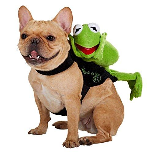 Disney Muppets–Kermit der Frosch–Kleid up Dog Kostüm, L/XL, Grün