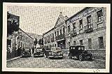 Antigua Postal - Old Postcard : MURCIA: BALNEARIO DE FORTUNA (H.BALNEARIO Y HOTEL VICTORIA)
