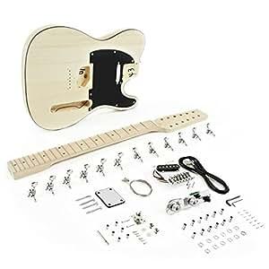 Electric Guitar Strings Amazon Uk : 12 string knoxville electric guitar diy kit musical instruments ~ Hamham.info Haus und Dekorationen