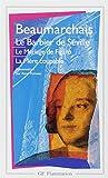 Théâtre, Le Barbier de Séville, Le Mariage de Figaro, La Mère coupable