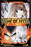 Flame of Recca: v. 18 (Flame of Recca) by Nobuyuki Anzai (6-Apr-2009) Paperback