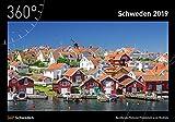 360° Schweden Kalender 2019