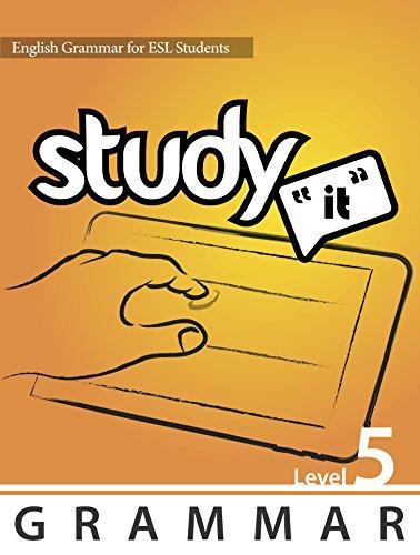Study It Grammar 5 eBook (English Edition) por James Rice