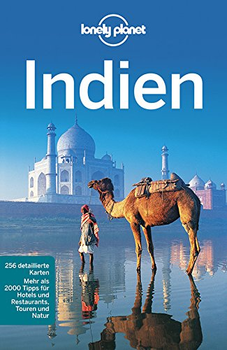 Preisvergleich Produktbild Lonely Planet Reiseführer Indien (Lonely Planet Reiseführer Deutsch)